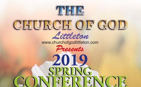Spring Conference Banner